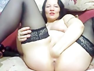Unexperienced - Bbw Big Bottle Going Knuckle Deep Fuck Stick Xmas Flash