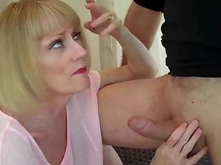 Horny Granny Gilf Named Wicked Sexy Melanie.