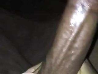 How You Get A Big Dick Lotioned Up For The Day