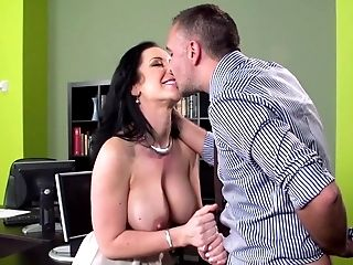 Supreme Day At The Office For Female Manager, Jayden Jaymes